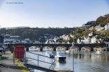 The bridge in Looe
